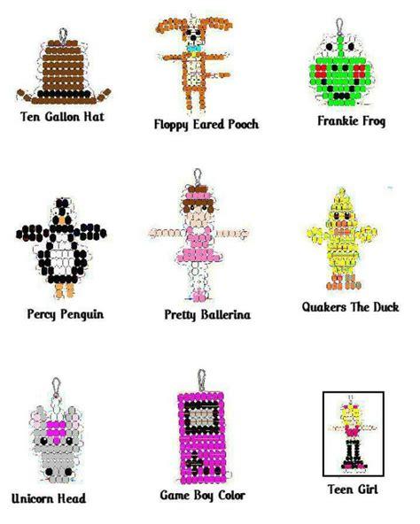 bead buddies patterns free bead buddy patterns 171 free patterns