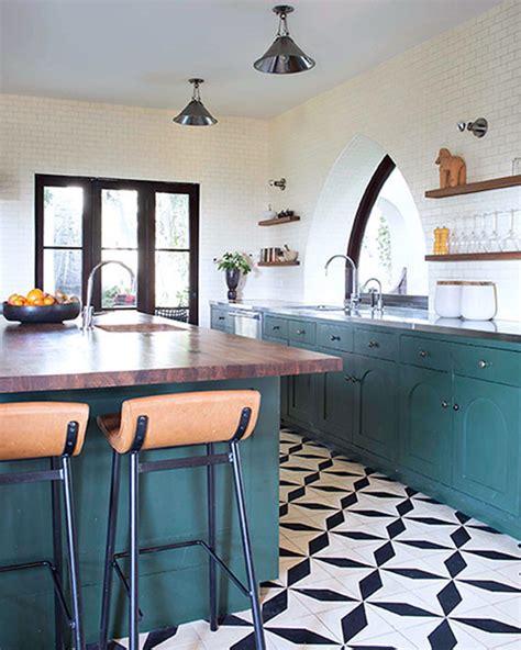 black and white kitchen floor black and white kitchen tiles designs d 233 cor aid