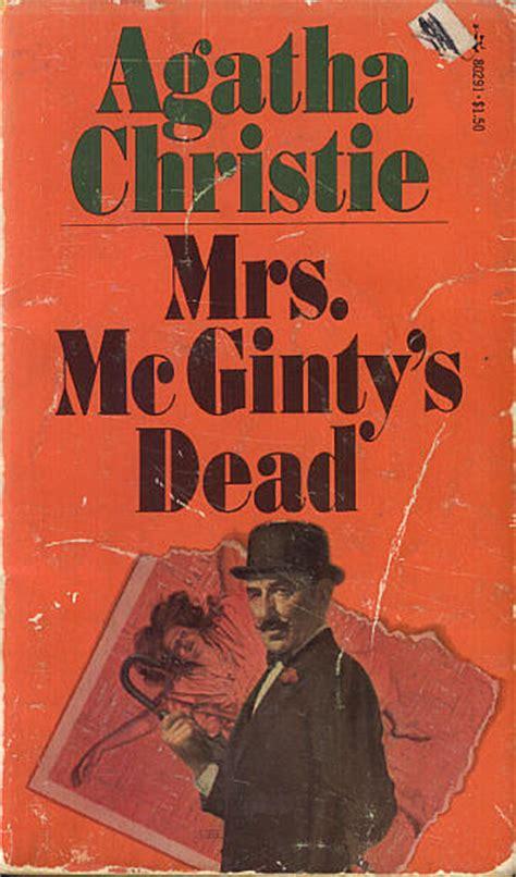 Agatha Christie Mrs Mc Ginty Sudah Mati ralf h autor und sammler die bibliothek agatha christie hercule poirot