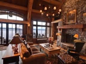 Decorating Ideas For Rustic Cabin Cabin Decor Modern My Home Style