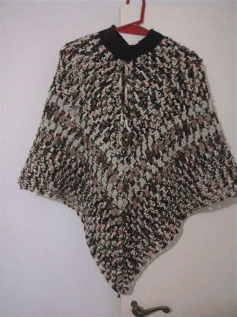 tapados de ni 241 as tejidos a dos agujas imagui como tejer ponchos para ninas poncho tejido en crochet