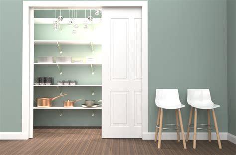 Closetmaid Solid Shelving Shelf And Rod Closet System For Residential Pro