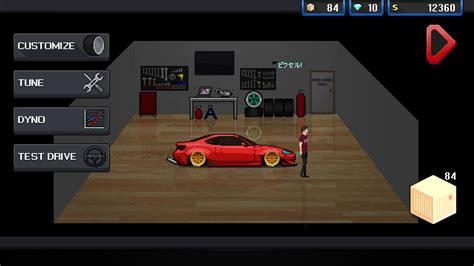 pixel race car pixel car racer indir android i 231 in araba yarışı oyunu
