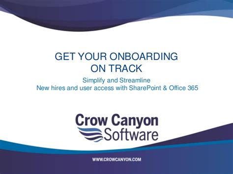 Get Your On Track by Get Your Onboarding On Track