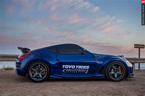 nissan 370z custom blue 2009 nissan 370z coupe blue cars modified wallpaper
