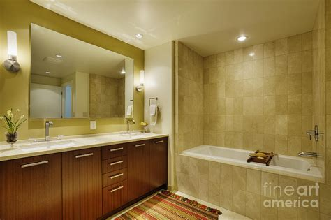 upscale bathrooms upscale bathroom interior photograph by andersen ross