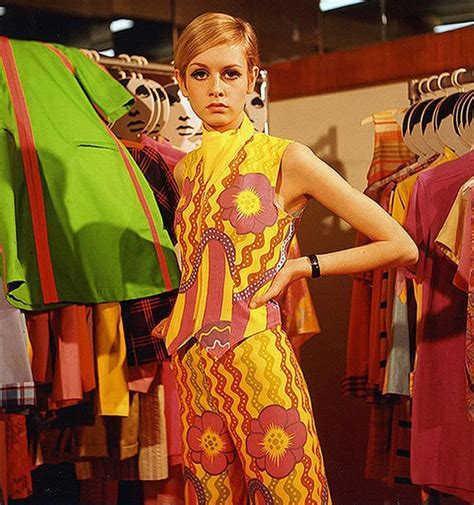 Mod Fashion by Twiggy My Favourite 1960s Fashion Icon Http