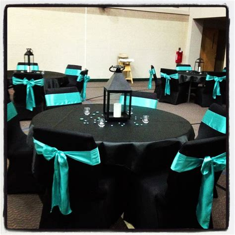 surprising black and turquoise wedding decorations 68 with additional wedding reception table