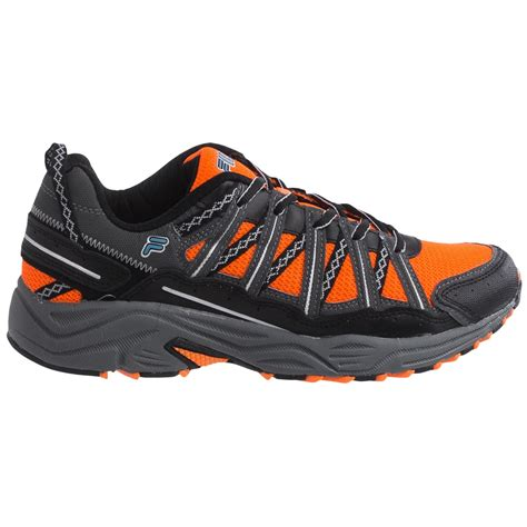 fila trail running shoes fila headway 4 trail running shoes for save 58