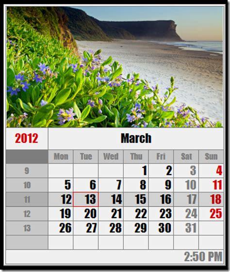 Pc Calendar Apply Desktop Calendar On Pc With Calendar 7