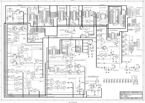schematic page  electrical wiring diagram wiringd