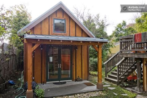 tiny house rentals california your own 420 sq ft tiny cabin in berkeley tiny house pins