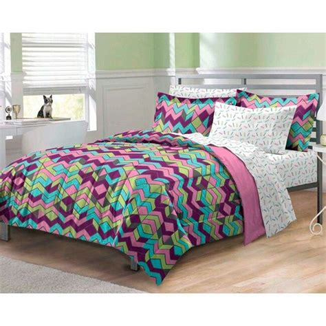 teen girl bed in a bag teen girl bedspread room pinterest teen girl
