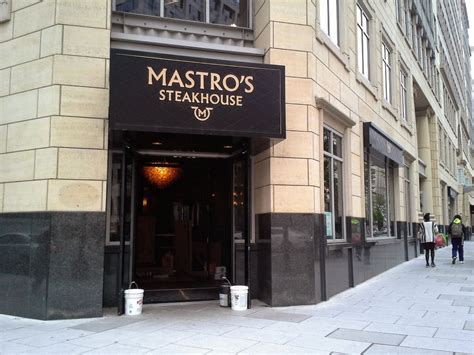 steak house dc mastro s steakhouse opening on friday may 8 600 13th st nw penn quarter living