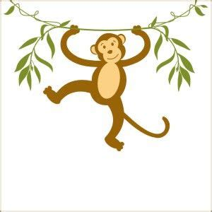 monkeys swinging on vines monkey swinging on a vine clip art 23