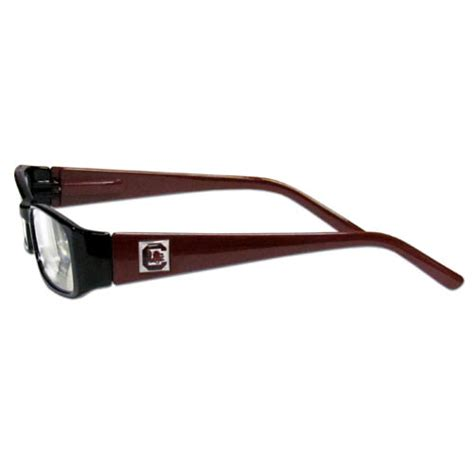 south carolina gamecocks reading glasses 1 50 f