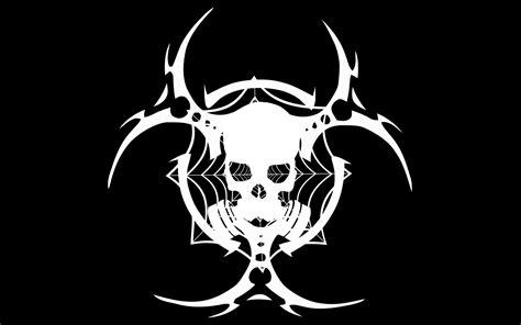 biohazard gas mask by tara minimalism skull gas masks biohazard black