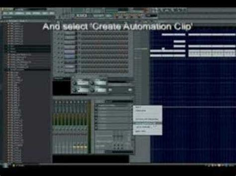 tutorial fx photo studio tutorial how to make automated effects fruity loops studio