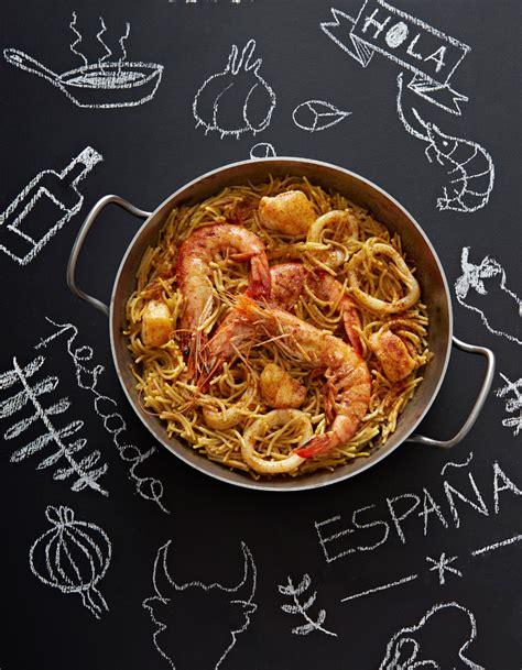 site de recette de cuisine p 226 tes fideu 224 s espagnoles pour 6 personnes recettes