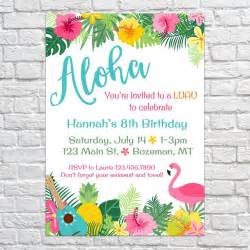 best 25 hawaiian invitations ideas on luau invitations diy luau invitations