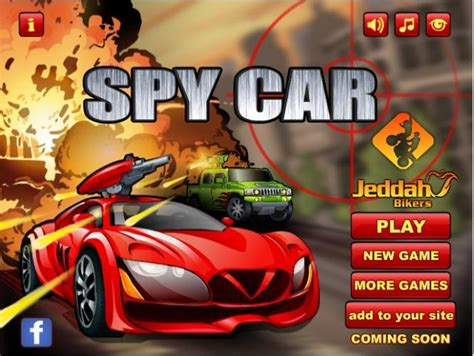 spy car unblocked game play spy car