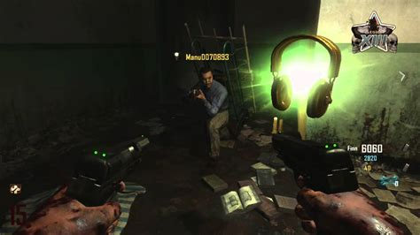 Tracce Black mob of the dead easter egg numeri e tracce d audio