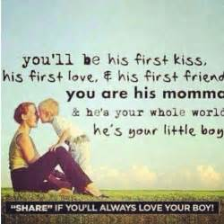Love Quotes For Your Son by Love Between Mother And Son Quotes Quotesgram