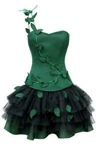 Disgust Halloween Costume Poison Ivy Halloween Ebay