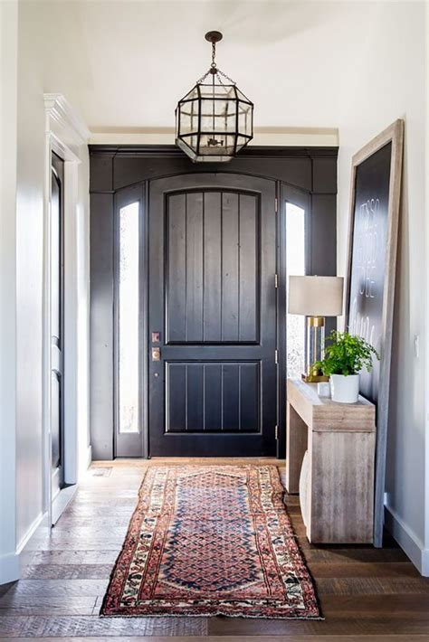 rugs for front door entrance 17 reasons your home needs kilim rugs foyers doors and front doors