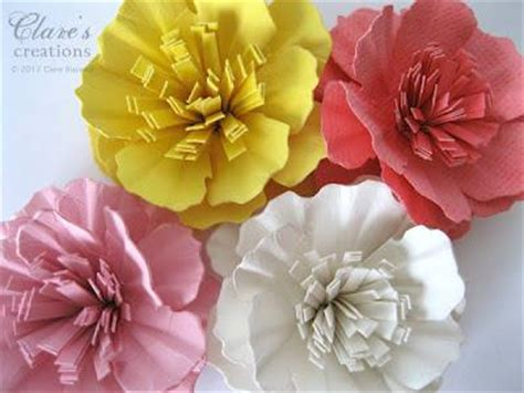 How To Make Different Types Of Paper Flowers - how to make different types of flowers with paper