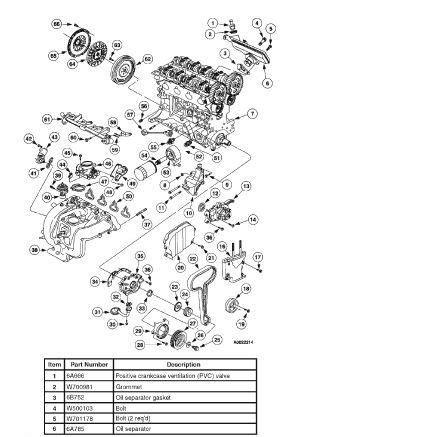 ford escape repair manual    scr