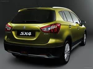 Crossover Suzuki Suzuki Sx4 Crossover 2014 Car Wallpapers 08 Of 132