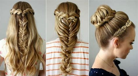 cute hairstyles to wear to school this are really cute hairstyles that you can wear on a