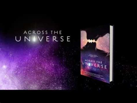 Across The Universe Trailer by Across The Universe Book Trailer Narrated By