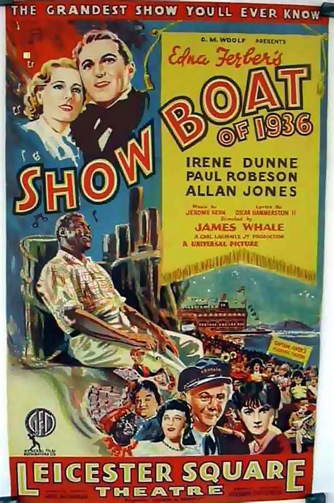 show boat 1936 show boat 1936 movie