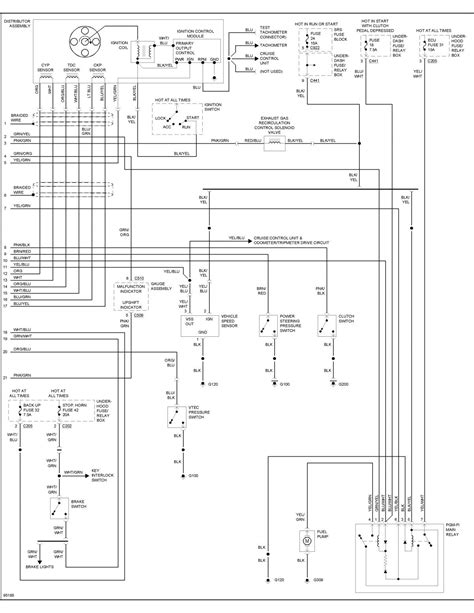 honda b16a wiring diagram engine wiring diagram with