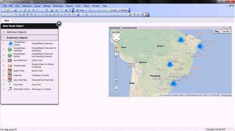 qlikview tutorial google maps qlikview dashboard usando api google maps 3 youtube