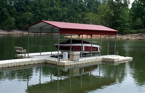 boat dock cover covered boat dock plans bing images