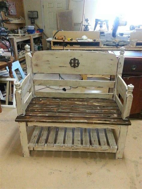 bed headboard bench best 25 headboard benches ideas on pinterest refurbished headboard headboard