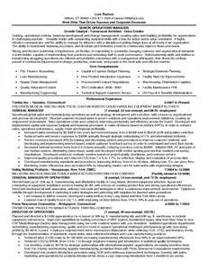 Manufacturing Manager Resume Sles by Manufacturing Director Resume Sales Director Lewesmr