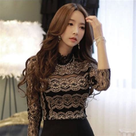 Gifts Princess Sleeve Blouse free shipping s lace blouse sleeve basic shirts princess shirts for evening