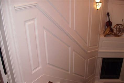 Wainscotting America Staircase Foyer Wainscoting Ideas From Wainscoting