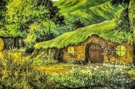 real life hobbit house real life hobbit house middle earth pinterest