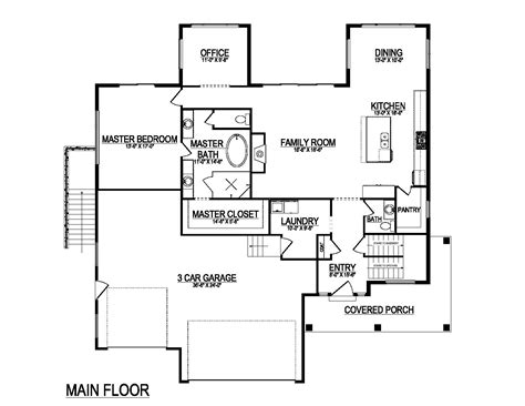 ivory home floor plans rambler home designs ivory