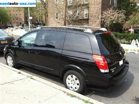 car owners manuals for sale 2006 nissan quest security system for sale 2006 passenger car nissan quest insurance rate