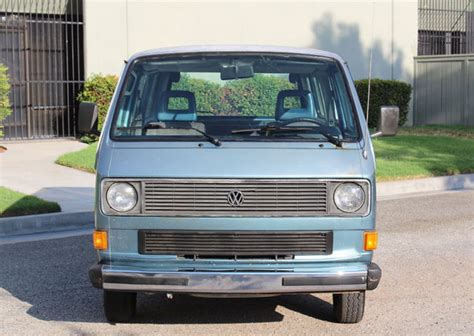 old car owners manuals 1985 volkswagen type 2 engine control california original 1985 volkswagen type 2 t3 vanagon gl cold a c runs a