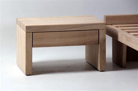 Table Chevet Bois by Chevet En Bois Massif Brin D Ouest