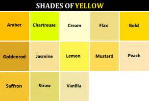 yellow colour shades news goddessofsax here s a handy dandy color