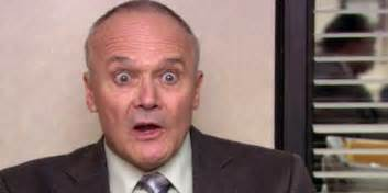college as told by creed bratton from quot the office quot