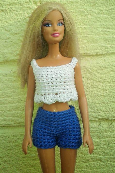 pattern for barbie doll jeans 470 best crochet for barbies images on pinterest crochet